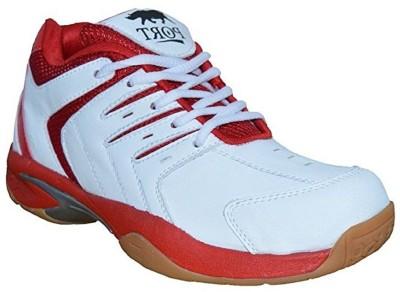 Port Skiller-Spark Running Shoes(Red)