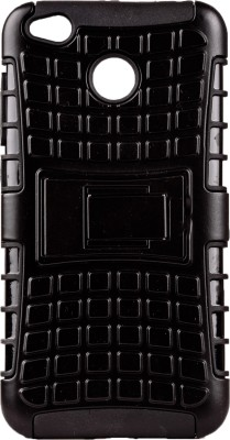 The Little Shop Back Cover for Xiaomi Redmi Mi4 Mi 4(Black, Rubber) Flipkart