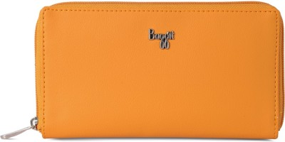 Baggit Casual Yellow  Clutch