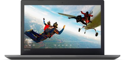 Lenovo Ideapad Core i3 6th Gen - (4 GB/1 TB HDD/DOS) IP 320E Laptop(15.6 inch, Onyx Black, 2.2 kg)