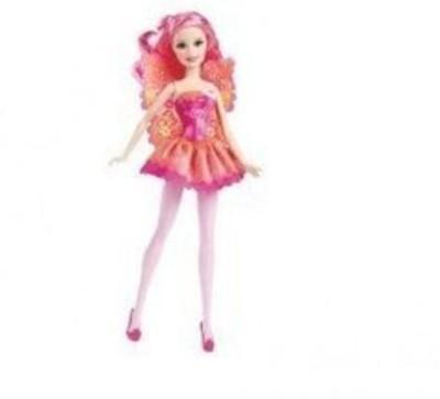 Mattel Barbie Fairy Secret Doll(Pink)  available at flipkart for Rs.2474