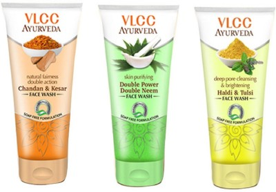 VLCC Ayurveda Face Wash Pack