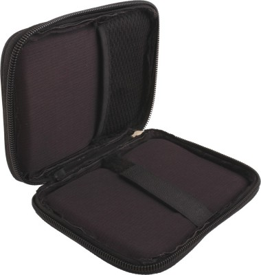 Digimart DHC-39 2.5 inch External Hard Disk Cover(For 2.5 inch Portable Hard Drives, Black)