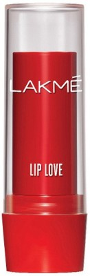 Lakme Lip Love Lip Care Cherry(3.8 g)  available at flipkart for Rs.162