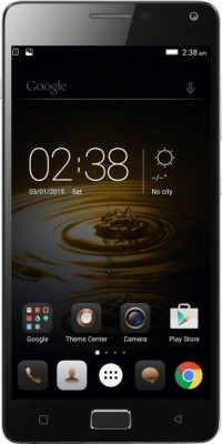 Lenovo Vibe P1 Turbo (Silver, 32 GB)(3 GB RAM) at flipkart