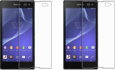 Cowboy Tempered Glass Guard for Sony xperia T3(Pack of 2)