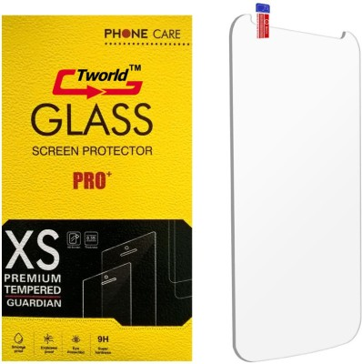 Tworld Tempered Glass Guard for Micromax Canvas Hotknot A99