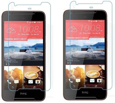 Cowboy Tempered Glass Guard for Htc desire 628(Pack of 2)