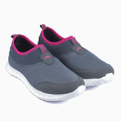 Asian Walking Shoes For Women(Grey)