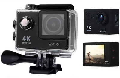View Artek Action V3 Sports and Action Camera(Black 16 MP) Price Online(Artek)
