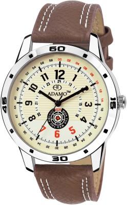 ADAMO A329BR01 Designer Analog Watch For Men