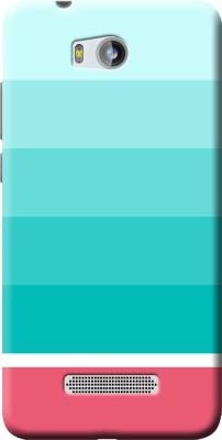 Fashionury Back Cover for Micromax Canvas Spark 3 Q385(Multicolor, Flexible Case) Flipkart