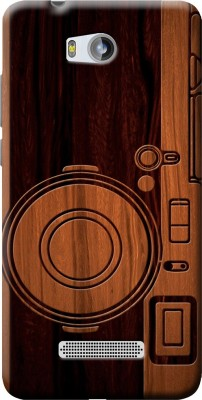 Fashionury Back Cover for Micromax Canvas Spark 3 Q385(Multicolor, Flexible Case) Flipkart