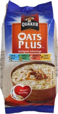 Quaker Oats Plus Multigrain Advantage(600 g, Pouch)