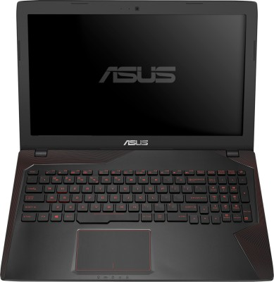 Asus Core i7 7th Gen - (8 GB 1 TB HDD Endless 4 GB Graphics) FX553VD-DM013 Gaming Laptop(15.6 inch Black 2.5 kg)