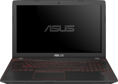 Asus Core i7 7th Gen - (8 GB/1 TB HDD/Endless/4 GB Graphics) FX553VD-DM013 Gaming Laptop(15.6 inch, Black, 2.5 kg) 1