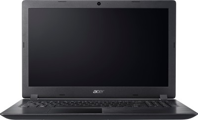 Acer Aspire 3 Pentium Quad Core - (4 GB/500 GB HDD/Windows 10) A315-31 Notebook(15.6 inch, Black, 2.1 kg)
