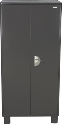 Godrej Interio Storwel M2 Metal Almirah(Finish Color - Graphite Grey)