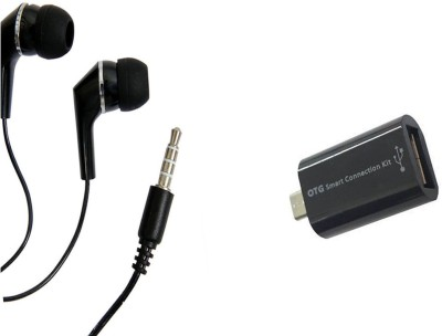 Mocell Headphone Accessory Combo for OPPOF1s Black