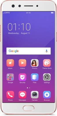 Oppo F3 (Oppo CPH1609) 64GB 4GB RAM Rose Gold Mobile