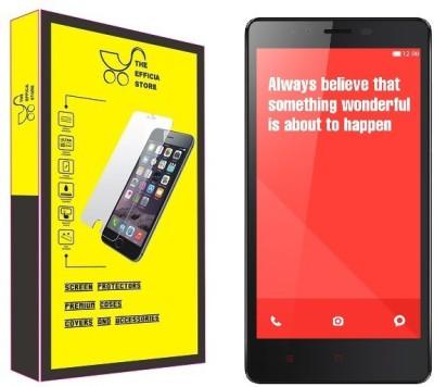 Efficia Tempered Glass Guard for Xiaomi Mi Redmi Note(Pack of 1)