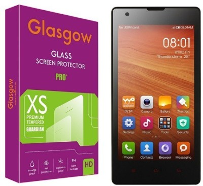 Jabox Impossible Screen Guard for Mi Redmi 1S(Pack of 1)