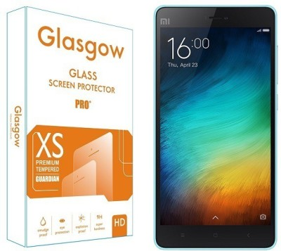 Glasgow Tempered Glass Guard for Mi 4i(Pack of 1)