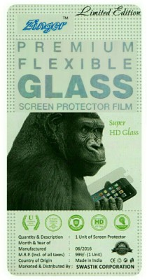 ZINGER Tempered Glass Guard for Samsung Galaxy Core 2(Pack of 1)