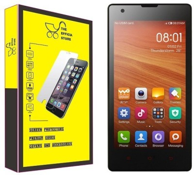 Efficia Tempered Glass Guard for Xiaomi Mi Redmi 1s