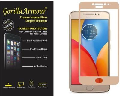 Gorilla Armour Tempered Glass Guard for Motorola Moto E4 Plus