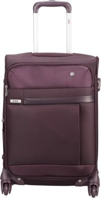 1b6bd0f8d8d 55% OFF on VIP Cyprus Expandable Cabin Luggage - 22 inch(Purple) on  Flipkart | PaisaWapas.com