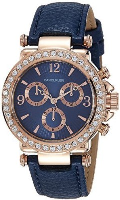 Daniel Klein DK10155-2 Women blue Watch