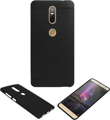 ACM Back Cover for Lenovo Phab 2 Plus, Lenovo Phab 2 Plus(Black, Cases with Holder, Flexible Case)