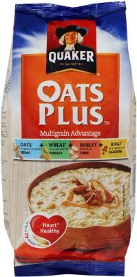Quaker Oats Plus Multigrain Advantage(300 g, Pouch)
