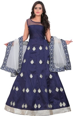 Up to 80% Off Gowns Stitched, Semi-stitched Gown, .
