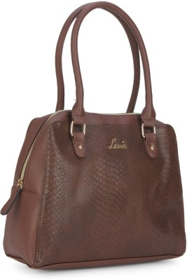 Lavie - Anushka collection Hand-held Bag(Brown)