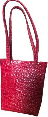 Strutt Hand-held Bag(Red)  available at flipkart for Rs.125