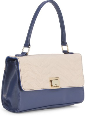Lavie Satchel(Beige, Blue)