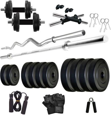 KRX PVC 20 KG COMBO 2 Home Gym Kit