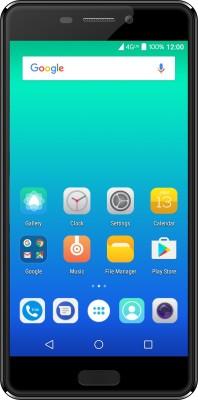Micromax Selfie 2 (Matte Black, 32 GB)(3 GB RAM)