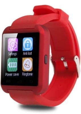 SYL PLUS Bluetooth Smart Watch Blue Smartwatch(Black Strap free size)