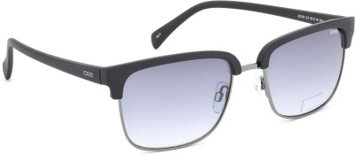 IDEE Rectangular Sunglasses(Grey)