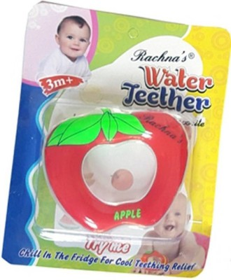 Goyal Baby water Teether Rattle (Multicolor) Teether(Multicolor)