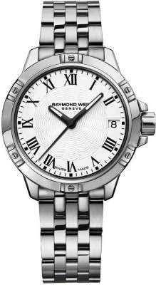 Raymond Weil 5960-ST-00300  Analog Watch For Women