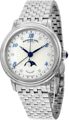 Raymond Weil 2739-ST-05985  Analog Watch For Women