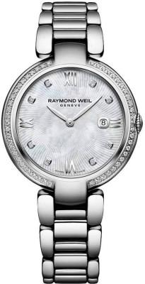 Raymond Weil 1600-STS-00995  Analog Watch For Women