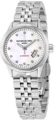 Raymond Weil 2430-ST-97081  Analog Watch For Women