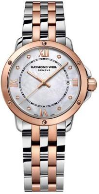 Raymond Weil 5960-SP5-00995  Analog Watch For Women