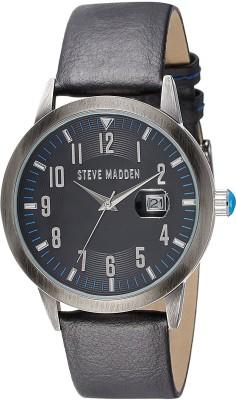 Steve Madden SMW024AS-BK SMW024 Analog Watch For Women