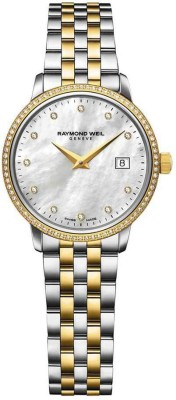 Raymond Weil 5988-SPS-97081  Analog Watch For Women